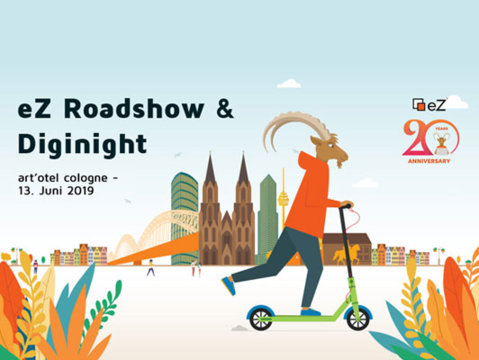 eZ Roadshow 2019 + Diginight Cologne